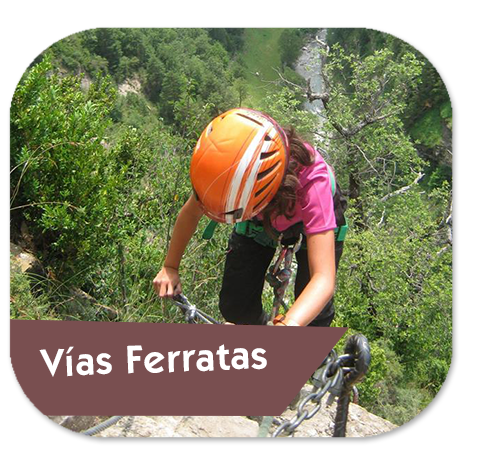 V�as Ferratas - Biescas Aventura